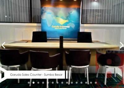 Garuda-Sales-Counter----Sumba-Besar