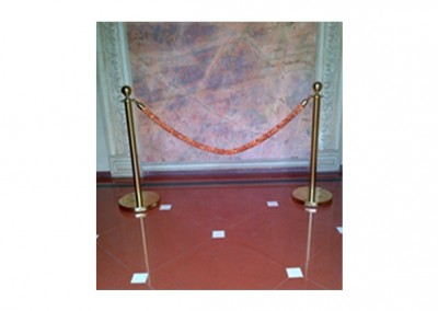 Stanchion Set Red Color / Queue Line