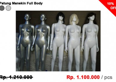 Patung Manekin Full Body