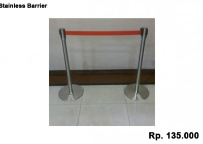 Stainless Barrier