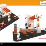 Danamon Stand in Bank & UMKM Expo