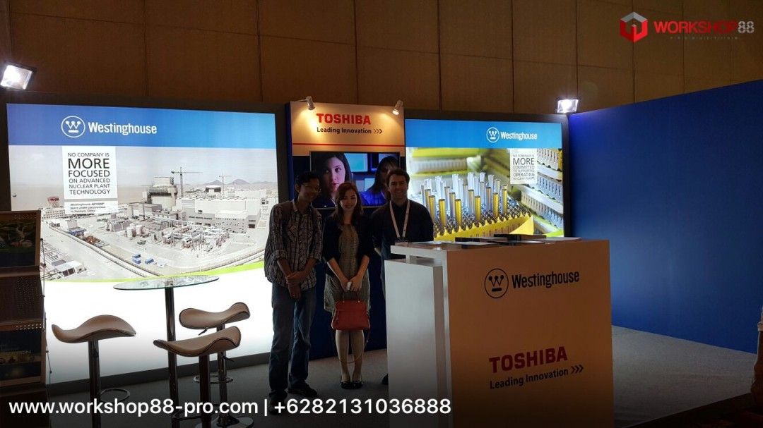 Indonesia Exhibition Stand Contractor In Jakarta Info Whatsapp +6282131036888