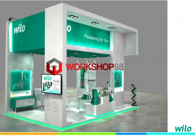 Exhibition Stand Contractor Indowater Info WA +628.2131.036.888